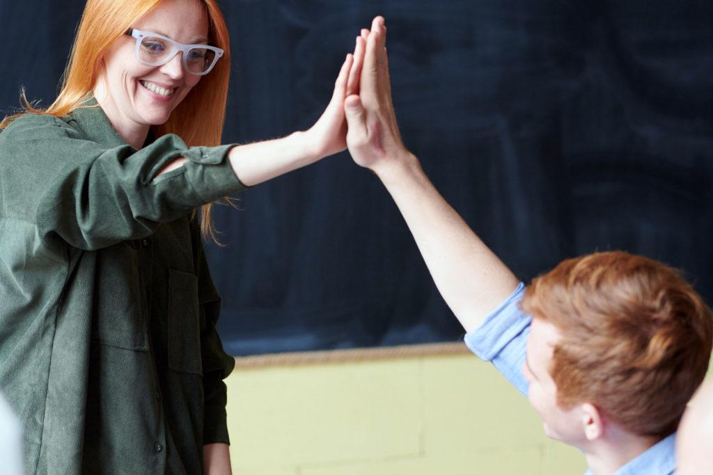 NLTeach Lerntherapie in der Schule