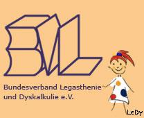 Bundesverband Legasthenie und Dyskalkulie e.V. Logo