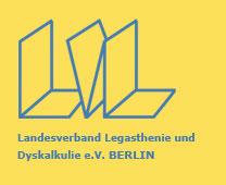 Landesverband Legasthenie und Dyskalkulie e.V. Berlin Logo