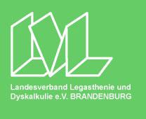 Landesverband Legasthenie und Dyskalkulie e.V. Brandenburg Logo